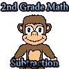 2ème année Math soustraction jeu