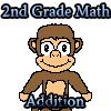 2ème année Math Addition jeu