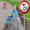 Fauteuil roulant 3D Racing jeu