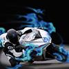 Vélo de vitesse 3D jeu