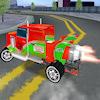 3D Jet Truck jeu