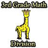 3e Division de Math de grade jeu