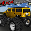 4x4 Monster 3 jeu