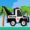 Camion de 911 police jeu