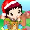 Adorable bébé Girl Dressup jeu