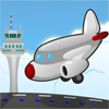 Parking de piste avion jeu