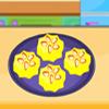 Biscuits au beurre Amaretto jeu