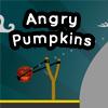 Citrouilles en colère jeu