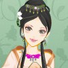 Beauté chinoise antique jeu