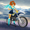 Motocross d'anime jeu