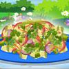 Recette de salade de chou asiatique jeu