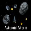 Astéroïde Storm jeu