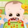 Problèmes de dents de bébé jeu