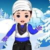 Bébé Srna hiver Dressup jeu