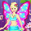 Barbie Fairy Dress Up jeu