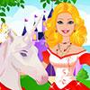 Barbie Unicorn bienveillant jeu