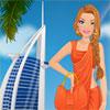 Barbie visite Dubai jeu