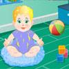 Soins de bébé garçon jeu