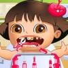 Problèmes de Lora dents de bébé jeu