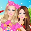 Barbie Shopping jeu