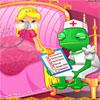 Rapunzel grippe puériculture jeu