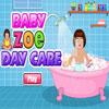 Garderie bébé Zoe jeu