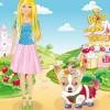 Barbie et son chien mignon jeu