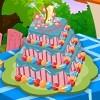 Babys 1er gâteau d'anniversaire jeu