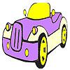 Meilleurs Coloriages de voiture araignée jeu