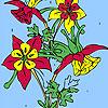 Meilleur Coloriage bouquet jeu