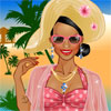 Beach Dress up jeu