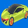 Meilleure coloration future voiture jeu