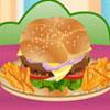 Big Burger cuisiner jeu