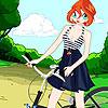 Mode vélo Bloom jeu