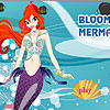 Bloom sirène fille jeu