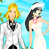 Fleur mariage dressup jeu