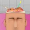 Chirurgie du cerveau jeu