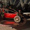 Course de voiture Buggy jeu