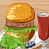 Burger Time jeu