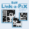 B W Link-a-Pix lumière Vol 1 jeu