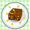Fudge de bonbons maïs jeu