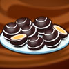 Bonbons au chocolat jeu