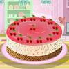 Cheesecake cerise jeu