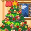 Cueillette de l'arbre de Noël jeu