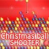 Tireur de boule de Noël jeu