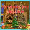 Alphabet de l'arbre de Noël jeu