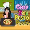 chef Zoe - Pizza au Pesto jeu