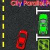 Ville de stationnement parallèle jeu