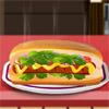 Cuisine des Hot-Dog jeu