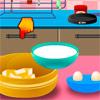 Cuisine gâteau aux fraises jeu